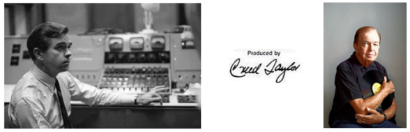 Creed Taylor, Producer, #CTI Records